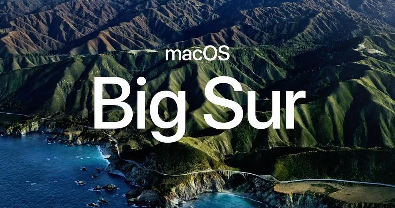 新 macOS 命名為「Big Sur」同時迎來近年最大介面更新