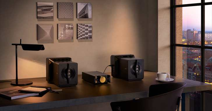 Sony Signature 旗艦系列新成員:SA-Z1 近場驅動揚聲器在台上市,新台幣 22 萬元有找