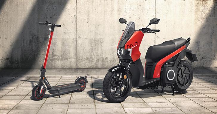 Skoda 旗下 Seat 電動速克達 MÓ eScooter 125 亮相,動力與 Gogoro S2 有得拚