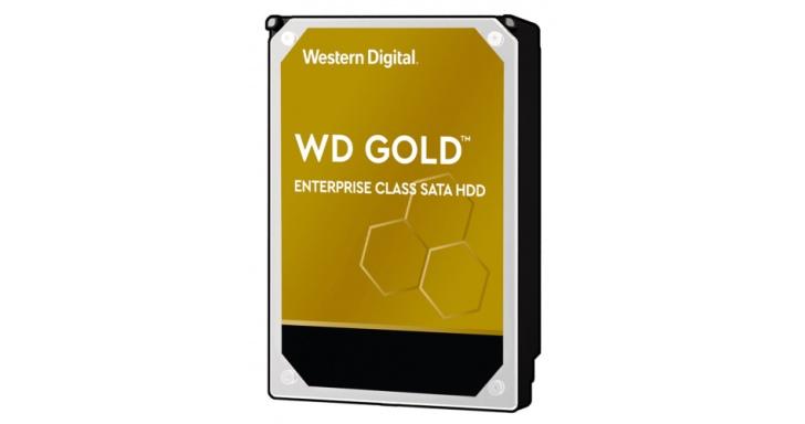 WD推出Gold 18TB硬碟,採用CMR記錄技術
