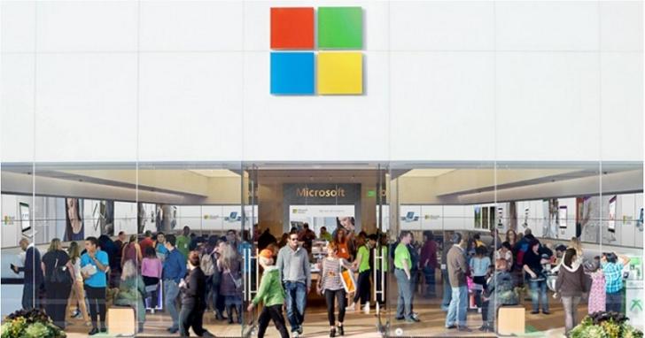 微軟宣佈將永久關閉全球80多家所有實體直營店,結束與Apple直營店多年纏鬥