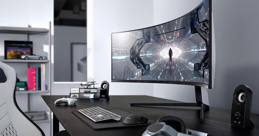 三星奧德賽 Odyssey 系列曲面電競螢幕開賣,雙 2K、240Hz 更新率售價 18,900 元起