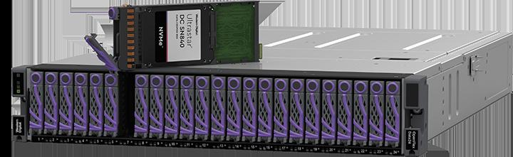Western Digital全新NVMe™ SSD和NVMe-oF™解決方案  提供次世代敏捷資料儲存架構