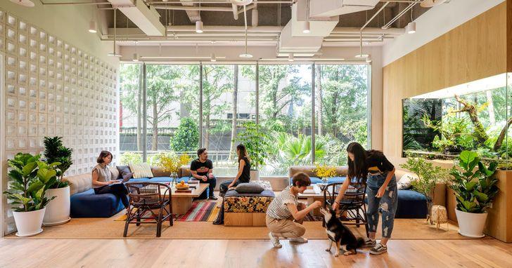 疫後彈性辦公空間需求湧現,WeWork全球企業會員比例達45%