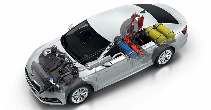 天然氣燃料新突破,Skoda Octavia 將採用新版 G-Tec 技術