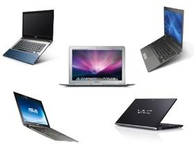 2011年度回顧,小編評選五大筆電