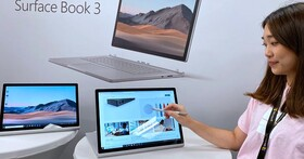 Surface Book 3 在台上市,最高規格版本價格台幣 12 萬,Surface Pro X 與 Surface Go 2 同場推出
