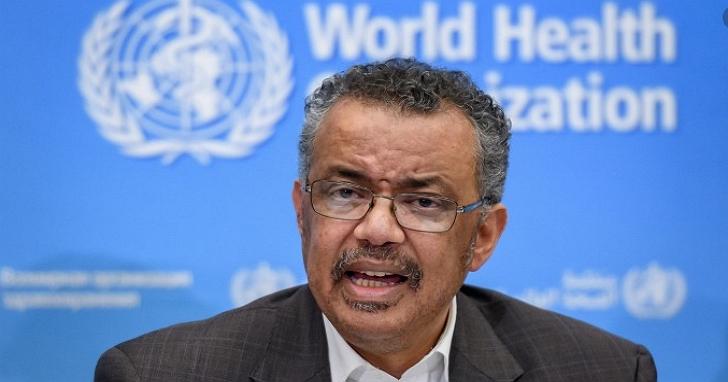 川普退群!美國政府正式向國會及聯合國遞交通知,表示將退出WHO