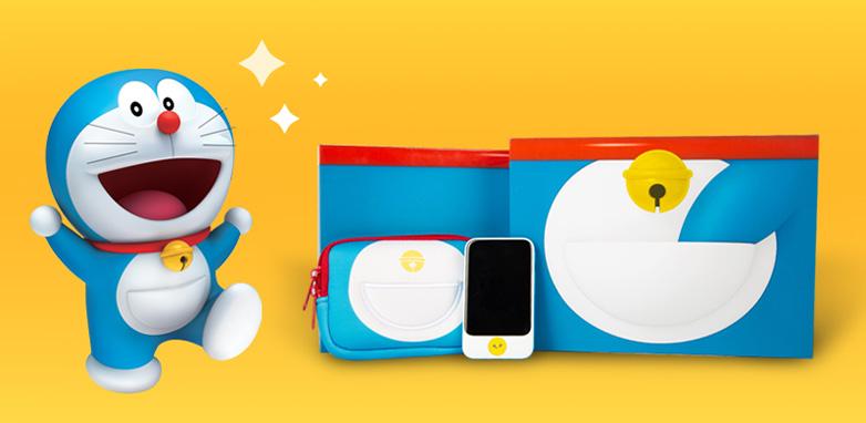 地表最可愛翻譯機!POCKETALK Doraemon Edition 雙向智慧翻譯機超萌登台