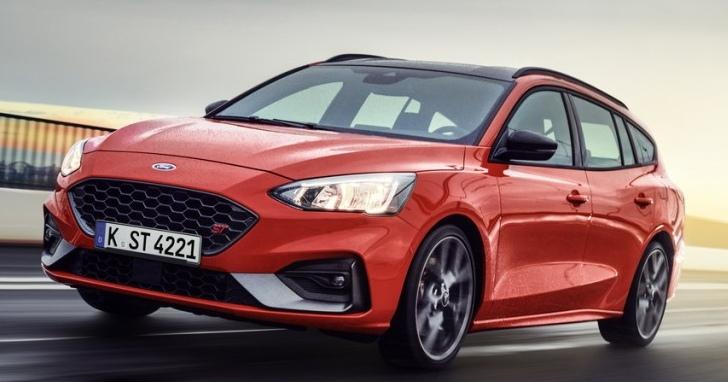 Focus ST Wagon性能旅行車登場,接單價142.8萬元