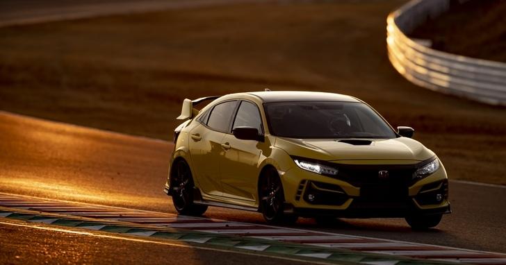 Honda Civic Type R Limited Edition 以2分23秒993奪回鈴鹿賽道最速前驅寶座!