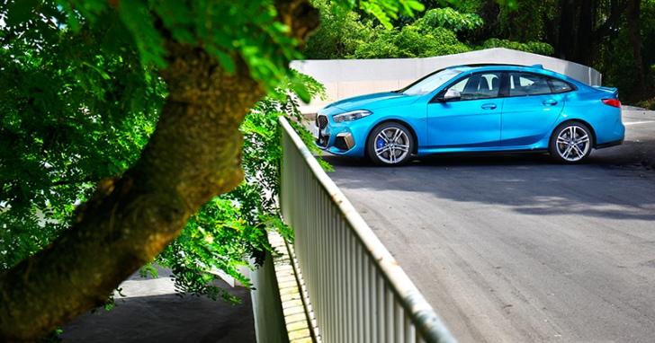 你想要的跑車所有條件,BMW M235i xDrive Gran Coupe 集於一身