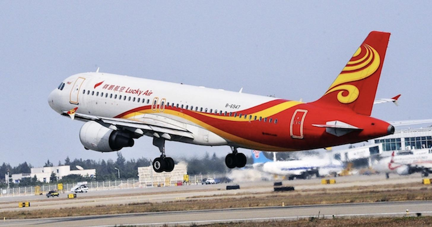 中國航空公司推出中國國內「飛到飽」月票,月繳台幣6700元不限時間、地點、航線飛到飽