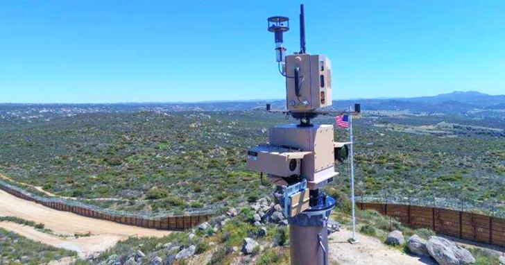 川普政府投資虛擬邊界公司,建立虛擬邊境牆,監控非法入境的情況
