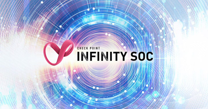 Check Point推出全球唯一整合自動防禦、檢測、調查和修復解決方案Ininity SOC