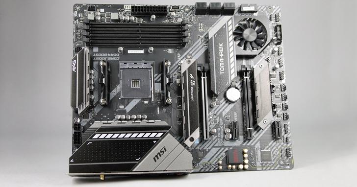 X570晶片組加持擴充能力更好的戰斧平台!msi MAG X570 TOMAHAWK WIFI主機板評測