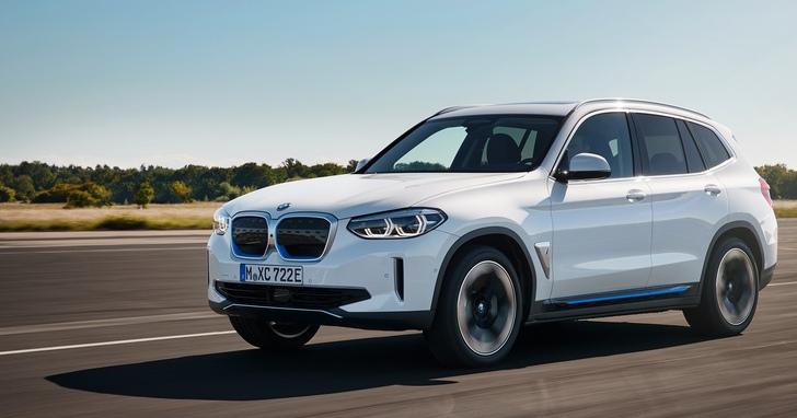 BMW 首款純電休旅車 BMW iX3 正式亮相!