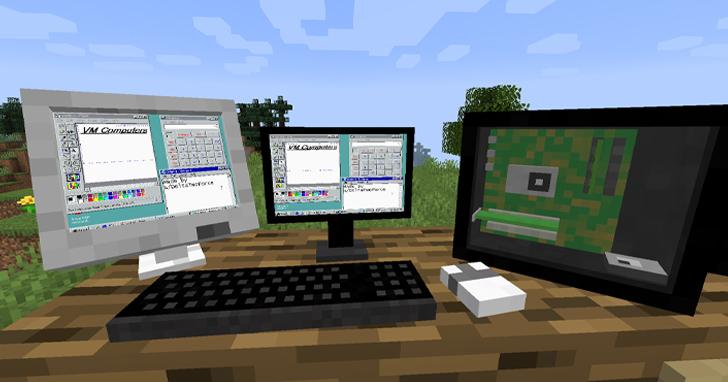 Minecraft 高手在遊戲中打造虛擬電腦,能安裝 Windows 95,甚至能玩《毀滅戰士》