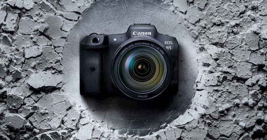 Canon 新全幅無反旗艦 EOS R5 本周開賣,8K/30P 錄影、單機身 11.9 萬