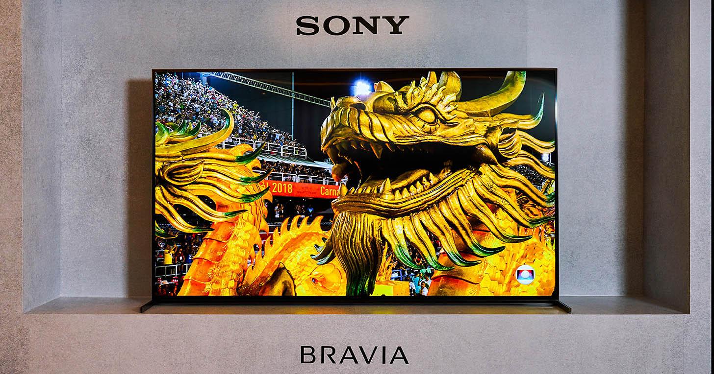 Sony BRAVIA KD-85Z8H 智慧電視評測:感受 85 吋 8K HDR 超高影像解析的視覺震撼