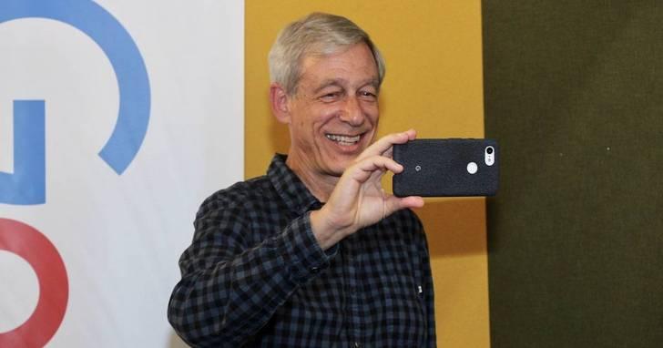 Marc Levoy,一個用演算法改變了Android手機攝影發展方向的男人