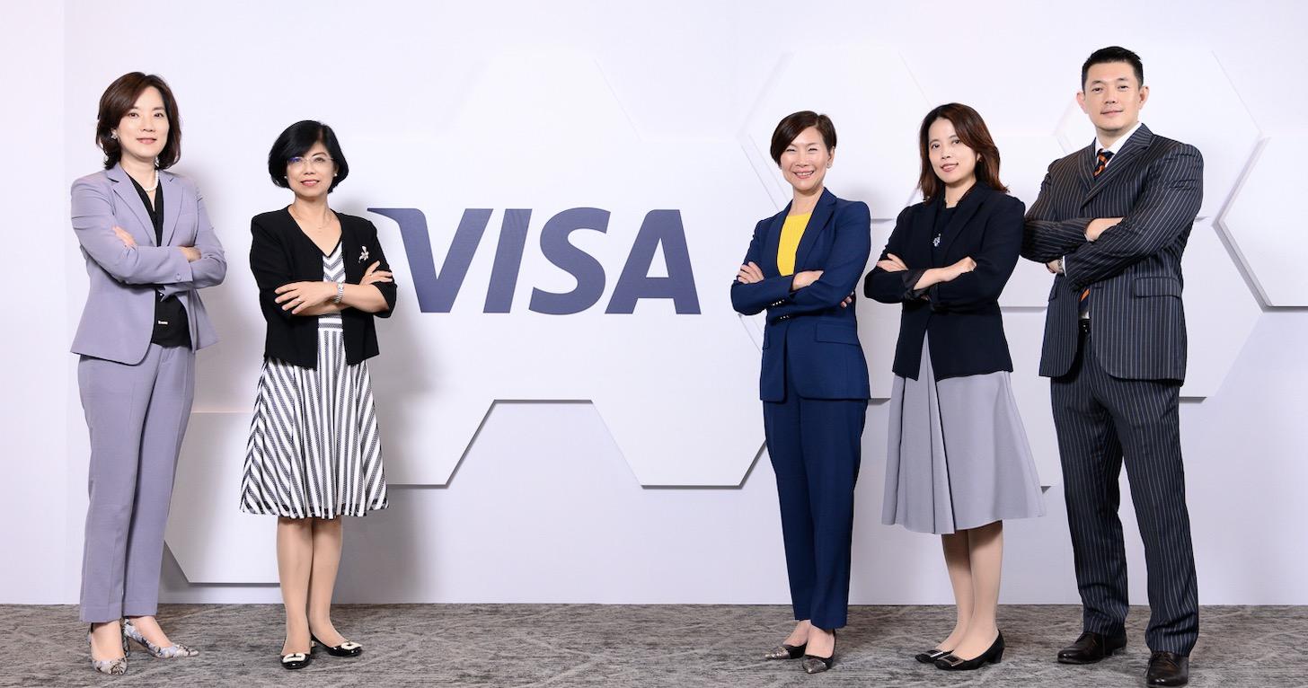 Visa數據顯示今年上半年電子支付大幅成長16%,疫情已改變消費行為