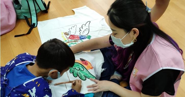 《奇蹟暖暖》歡慶4周年,與《伊甸基金會》合作慶生手繪 T-shirt 童樂會圓滿落幕