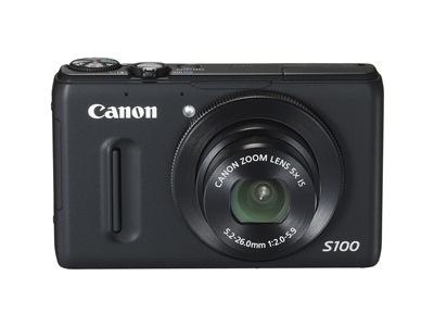 Canon PowerShot S100暗夜中耀眼上市