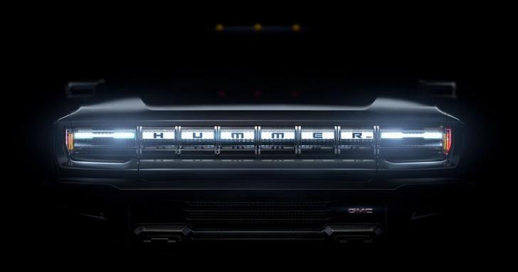 不只滿足越野,GMC Hummer 也以「電動車」擁抱科技回歸市場