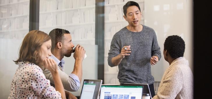 微軟揭大中華區人工智慧成熟度,台灣僅三成企業認為已達成熟推進階段