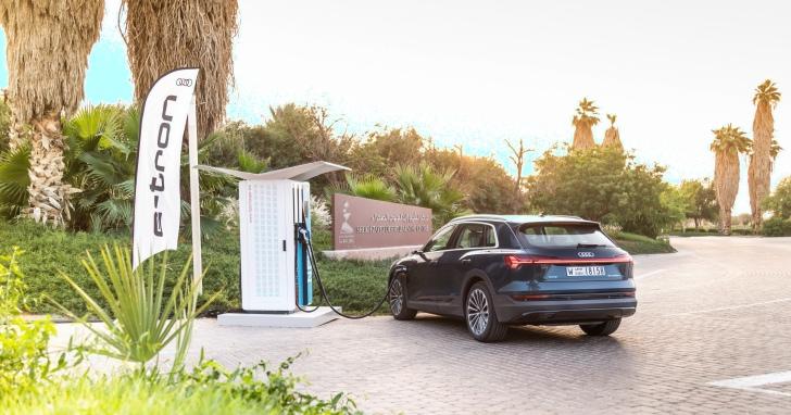 Audi 攜手 Noodoe 超前部署環島充電網!滿足未來充電需求