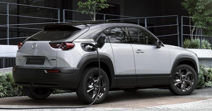 Mazda MX-30推出 e-Skyactiv G 輕油電