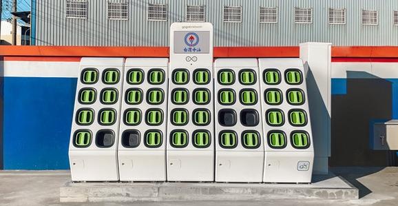Gogoro 拿下中油標案,今年新增 110 站、覆蓋全台 19 縣市