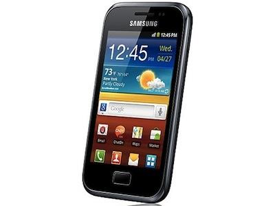 Samsung Galaxy Ace Plus 來了,你說像不像 iPhone 3G