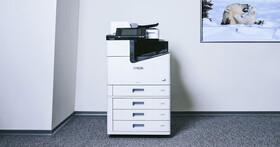 Epson 免加熱極速影印機 WorkForce Enterprise WF-C21000 一手實測報告:高效生產力,綠能更環保!