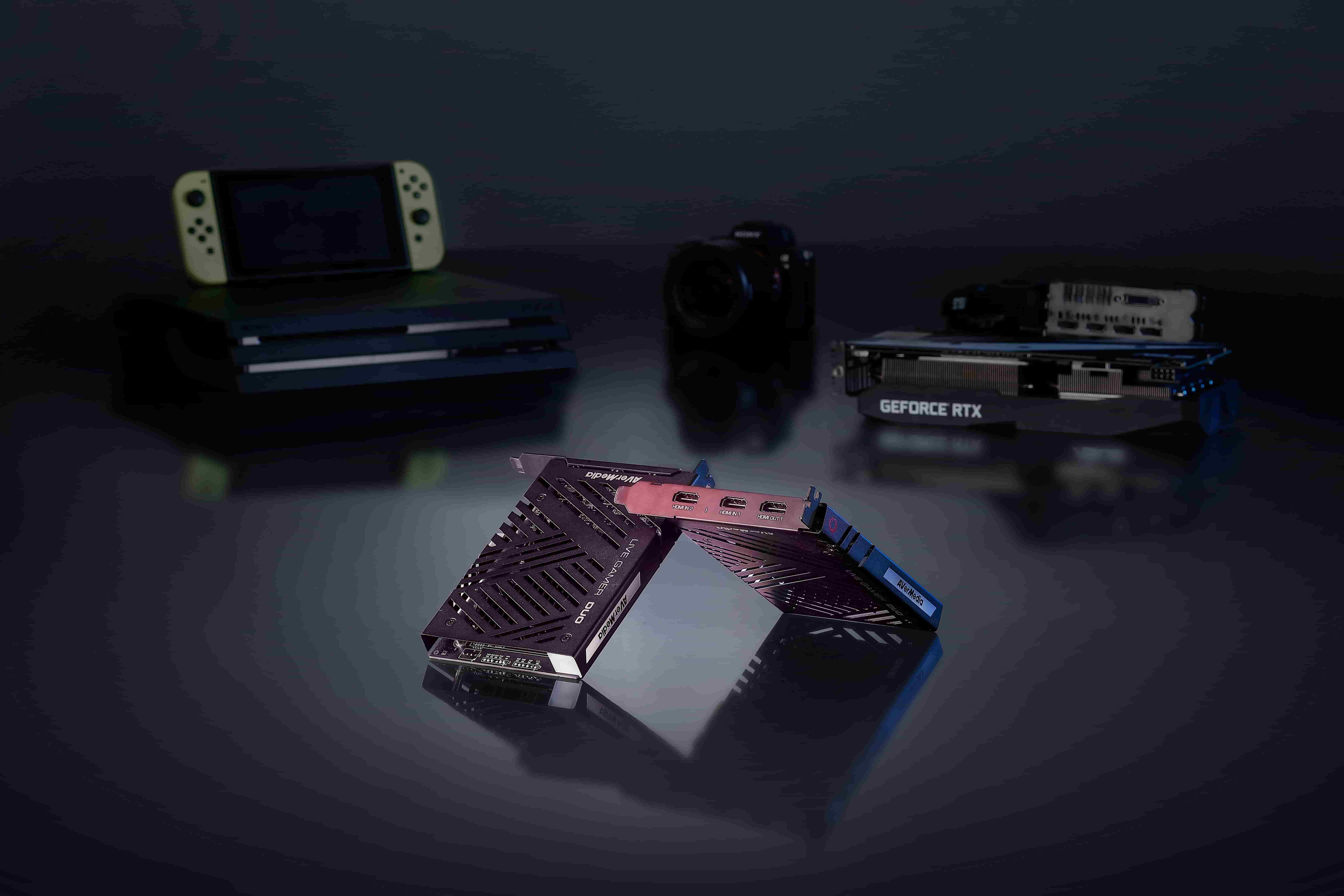 圓剛推新品雙路HDMI實況擷取卡,助創作者影音內容造新高峰