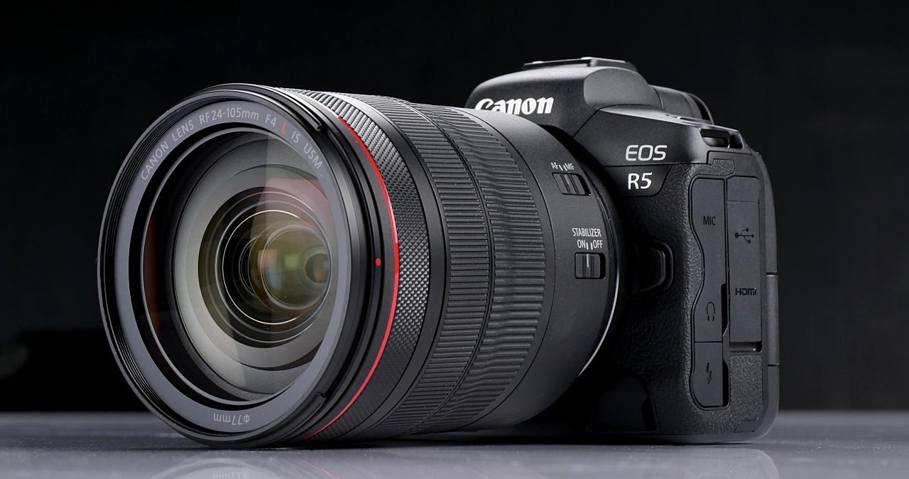 Canon EOS R5 實拍評測,重返王者榮耀的誠意之作