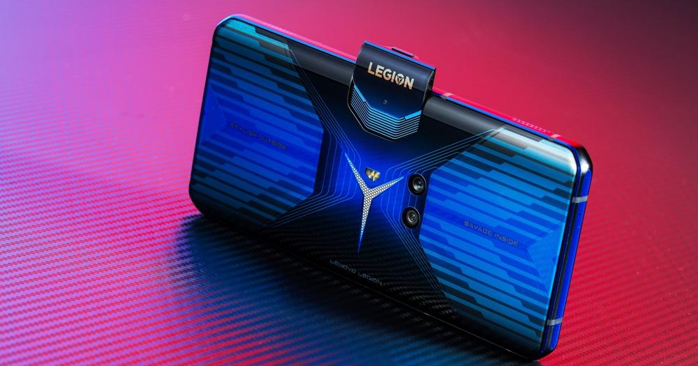 聯想電競手機 Legion Phone Duel 開箱評測,專為玩家打造的純電競手機