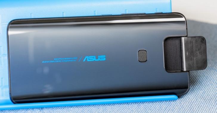 華碩Zenfone 7台版真機盒裝照提前曝光,將採用翻轉三鏡頭