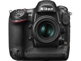 Nikon D4 全片幅機皇發表,Full HD 錄影、最高感光度204,800