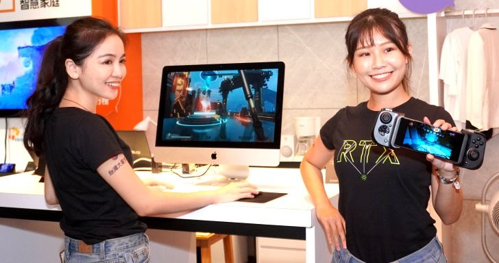 NVIDIA與台灣大哥大共組GeForce NOW聯盟,雲端遊戲串流服務每月只要299