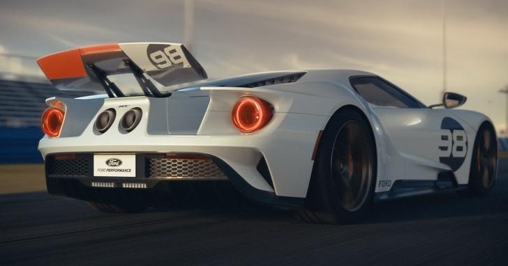 從看賽道狂人到致敬向肯·邁爾斯,福特今年八月推出2021年式 GT Heritage Edition 特仕版