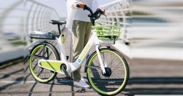 Moovo 新北市電動輔助共享自行車上線!申請、費用、機制一次搞懂