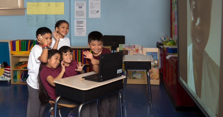 Zoom 帶你在教室與南極的海上探險隊一同認識世界!