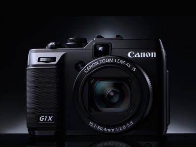 Canon PowerShot G1X,1.5 吋感光元件、旗艦消費機登場