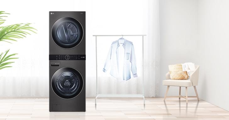 LG 發表最新 WashTower  洗乾衣機、一系列智慧冰箱同步登場