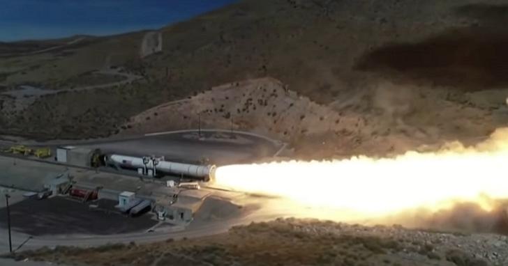 NASA成功試驗世界上最大的火箭助推器,將用於新版登月計劃