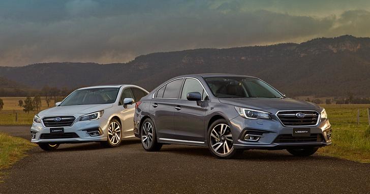 中型房車市場劇烈萎縮,Subaru Legacy 宣布退出澳洲