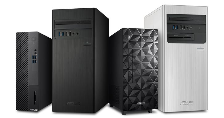 ASUS S300MA/ S300TA/ S500SA/ S700TA 全系列,華碩四款桌上型電腦新上市