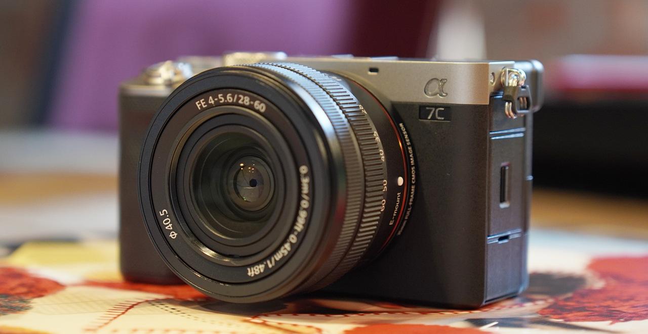 最輕巧的全片幅微單 Sony A7C 登台,售價 50,980 元 10月上旬開賣